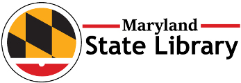 Maryland State Library logo